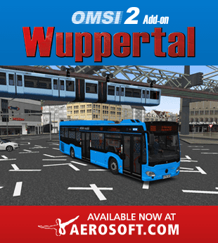 OMSI 2 AddOn Wuppertal