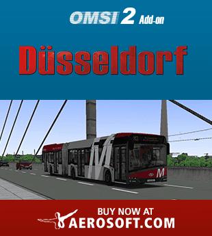 OMSI 2 AddOn Dusseldorf