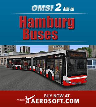 OMSI 2 AddOn Hamburg Buses