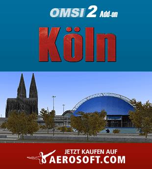 OMSI 2 AddOn Rheinmetropole Köln
