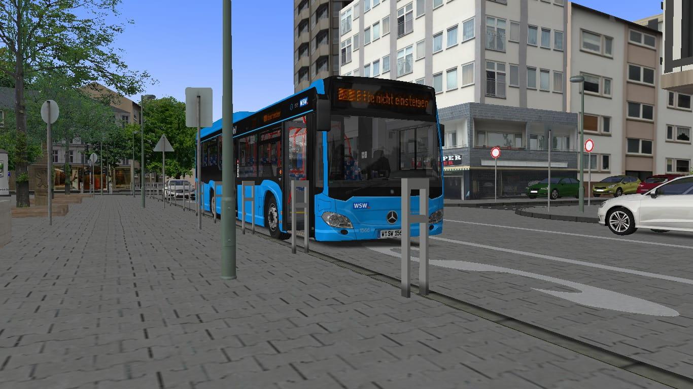 Emblemas de Mercedes-Benz para los autobuses del Addon Wuppertal por omsi-finlay 1.0.0 3544-20180906175800-1-jpg
