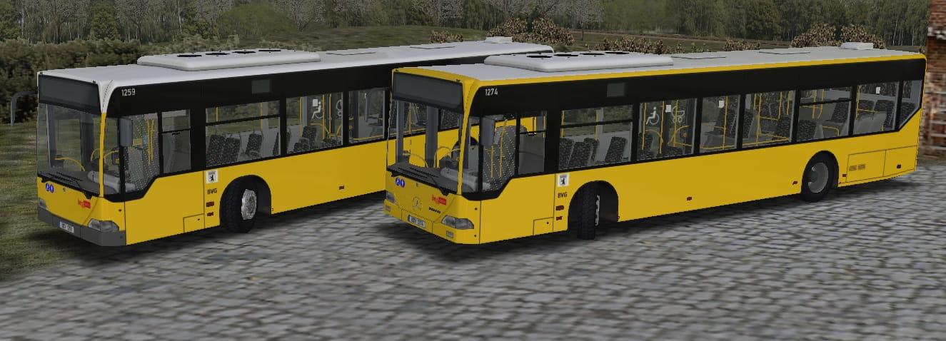 BVG Repaint Pack BVG 2013/ Neue Design 2014 für den O530