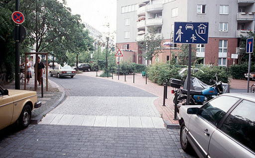 The Dutch 'Woonerf' - an example of safe road spaces - News and ...