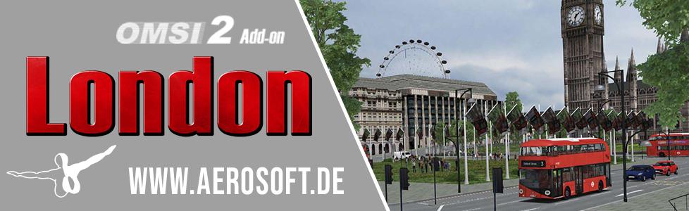 Aerosoft | OMSI 2 AddOn London jetzt erhältlich!