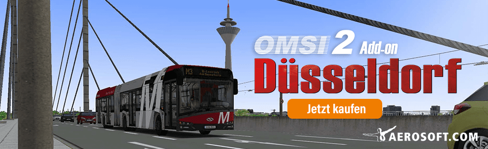 Aerosoft | OMSI Düsseldorf