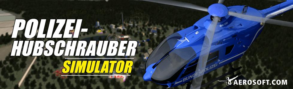 Aerosoft | Polizeihubschrauber Simulator