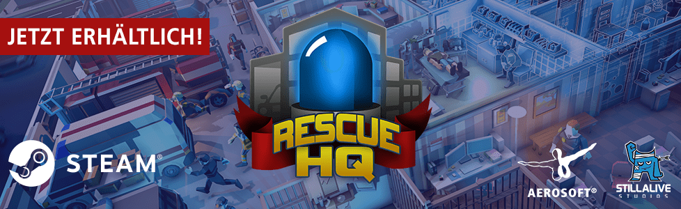 Aerosoft | Resque HQ - The Tycoon