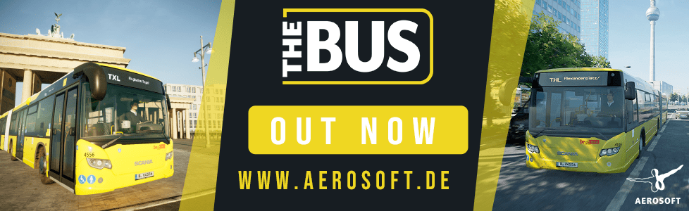 Aerosoft | The Bus