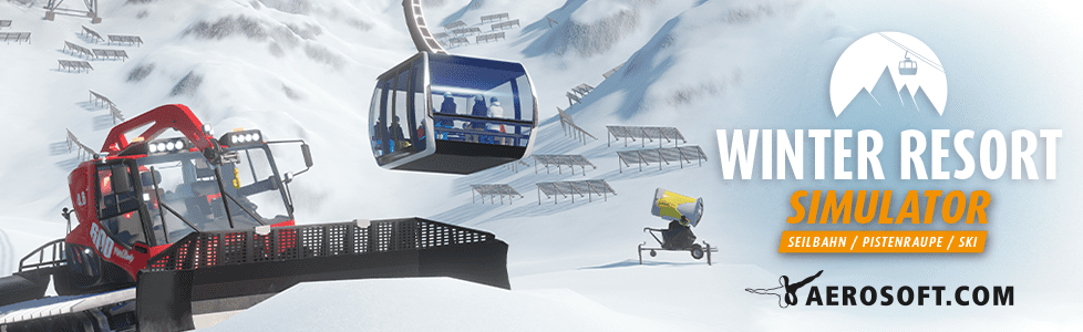 Aerosoft | Winter Resort Simulator